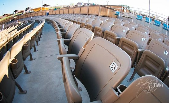 Vina Robles Amphitheatre Sections 201 203 Seating