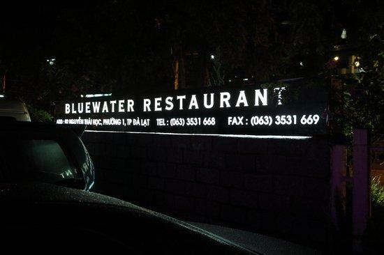 Thanh Thuy Blue Water Restaurant: Bluewater Restaurant, Dalat City