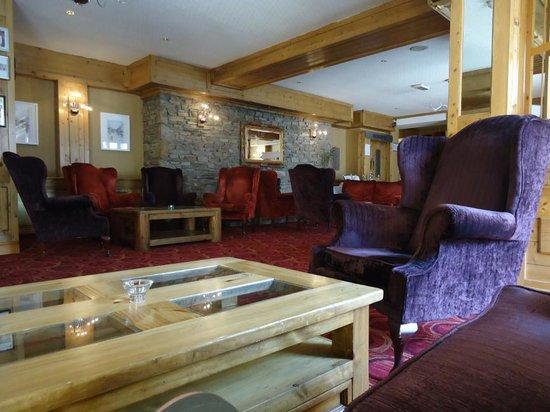 Mill Times Hotel Westport: Lobby
