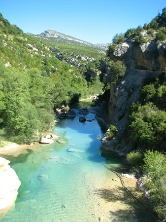 Apartahotel Valle de Rodellar : rio vero