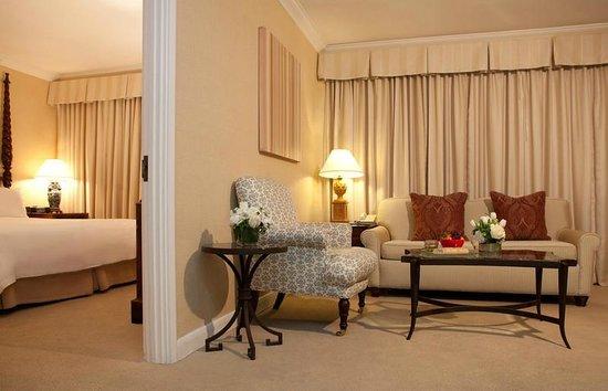 Fairmont Miramar Hotel & Bungalows: Palisades Suite
