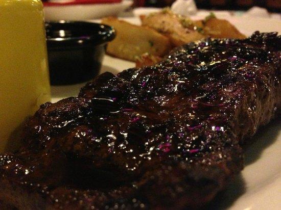 TGI Friday's: Jack Daniel's Black Angus Flat Iron