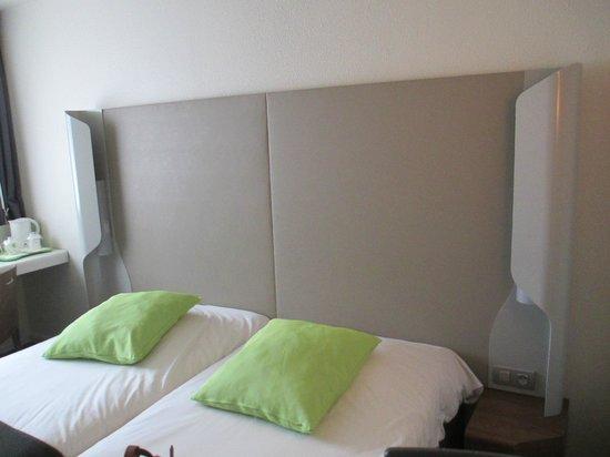 Campanile Paris 19 - La Villette: Our room