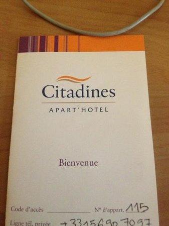 Citadines Trocadéro Paris: trocádero citadines