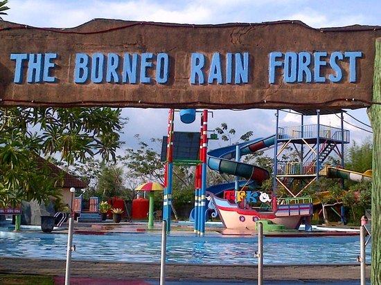 Gardenia Resort and Spa : Theme Park