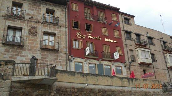 Hotel Rey Sancho : Muy bueno