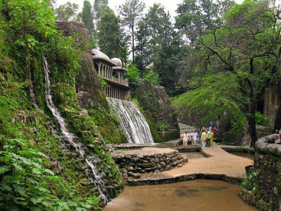 写真チャンディーガルの彫刻庭園枚 grand view @ Rock Garden - チャンデ