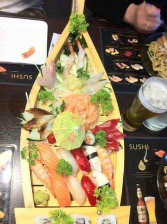 Ichiban: La barca x 2 persone