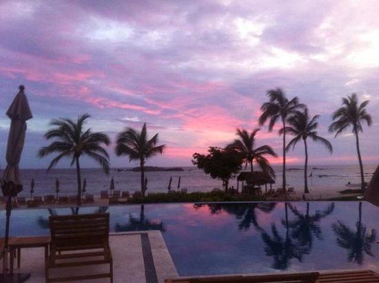 The St. Regis Punta Mita Resort: Beautiful Sunset