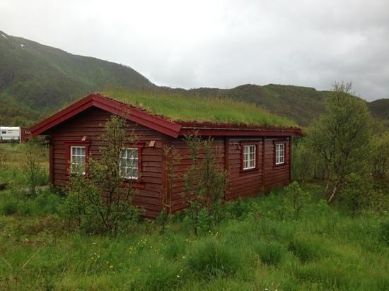 Andøy Friluftssenter: casa