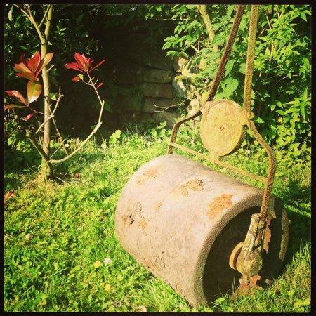 Maltkiln House: garden