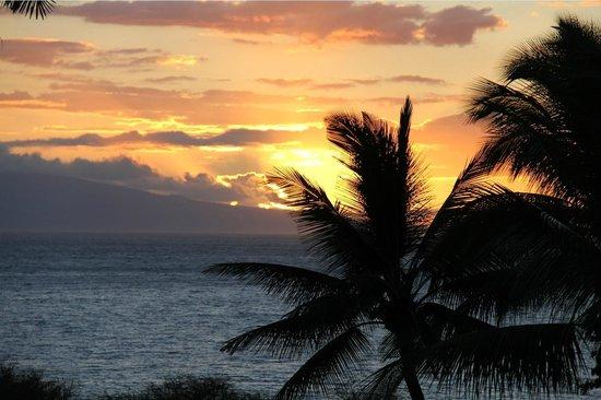 Maui Kamaole : sunset