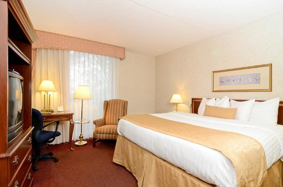BEST WESTERN Lafayette Executive Plaza & Conference Center: King Guest Room