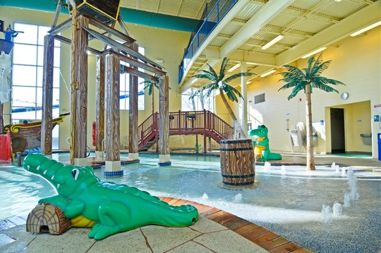 BEST WESTERN Lafayette Executive Plaza & Conference Center: Buccaneer Bay
