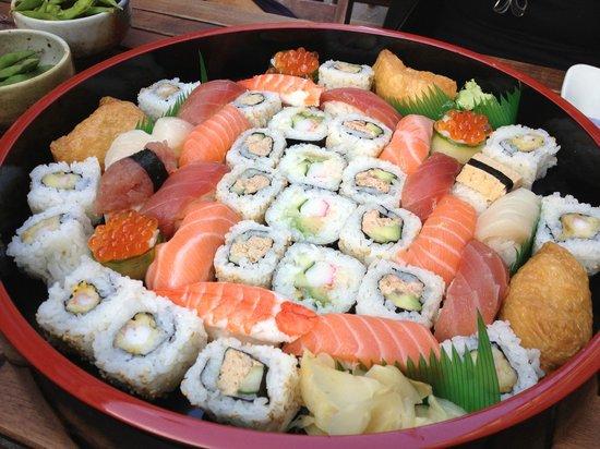 Selfish Take Away: Selfish sushi Copenhagen