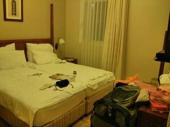 The Colony Hotel Haifa: room
