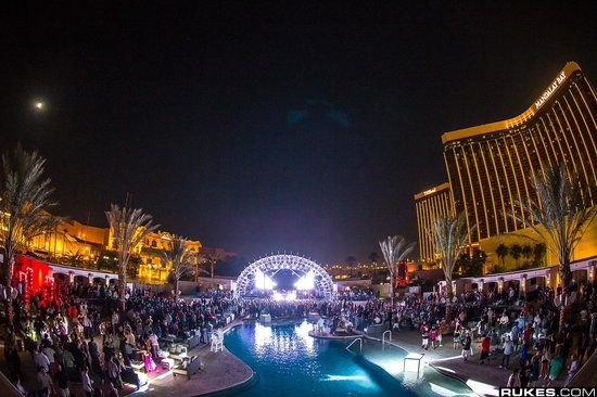 Eclipse Las Vegas >> Eclipse Picture Of Daylight Beach Club Las Vegas
