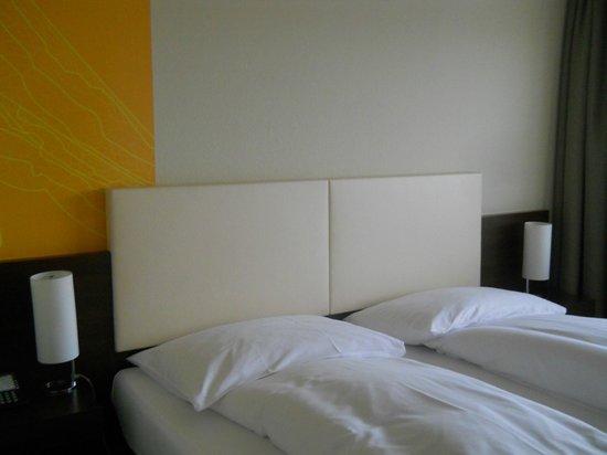 Hotel Meierhof: cama