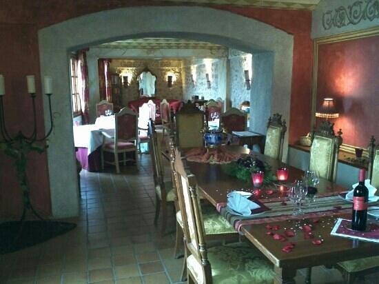Hotel Restaurante La Posada del Marques: restaurante