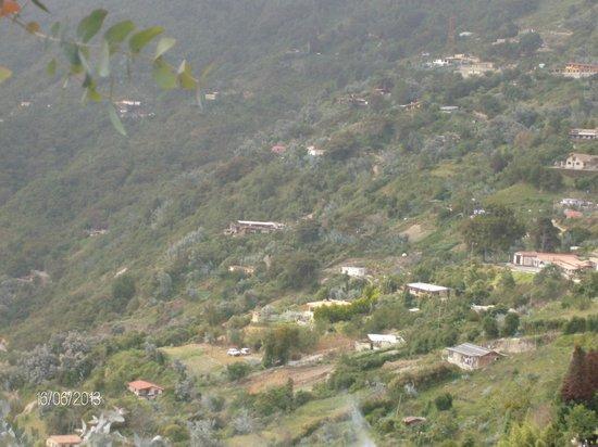 Parque Nacional el Avila: galipan