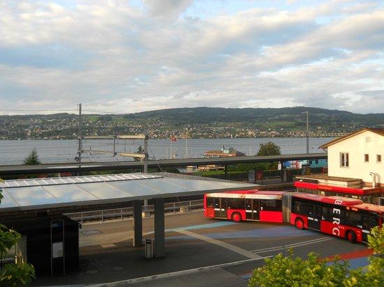 Hotel Meierhof: vista