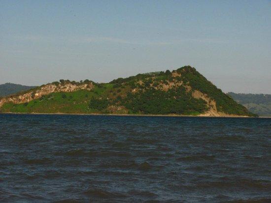 Bolanos Bay Resort: Isla de los Pájaros (justo en frente al Hotel)
