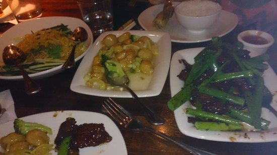 P.F. Chang's : Culinary assortment