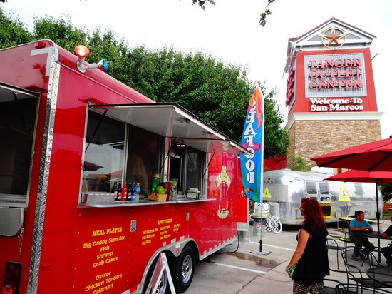 Food Truck Booking Agent