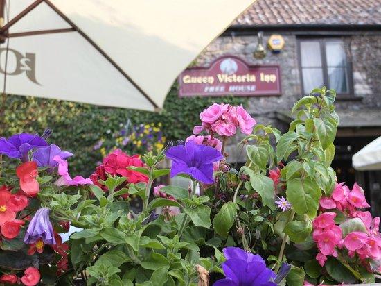 Queen Victoria PH: Nice flowers!