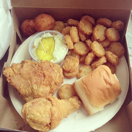 Price's Chicken Coop: Simple and delicious
