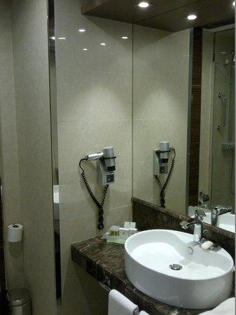 Holiday Inn Ankara-Kavaklidere: Baño