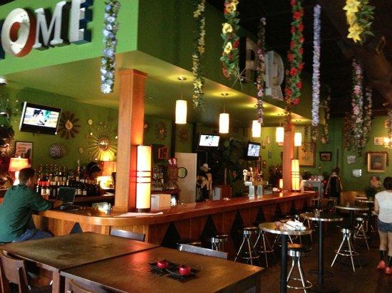 City Beverage: Bar area