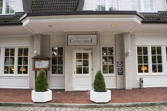 Restaurant Concorde im Courtyard by Marriott Hamburg