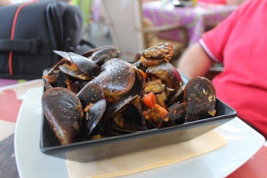La Cantina de Portmany : Mussels