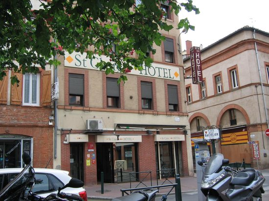 Picture of st claire hotel toulouse tripadvisor for Claires toulouse