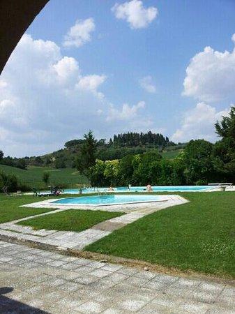 Hotel L'Abbeveratoio: le piscine