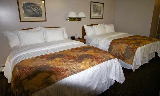 Riviera Motor Inn: Double Room