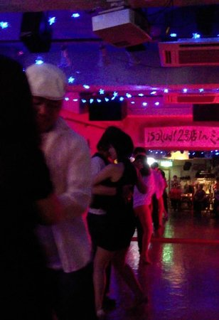 Free Dance after Class at Salud