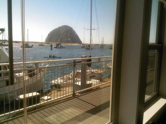 Estero Inn: View from Marine Room