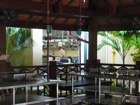 Blue Elephant Phuket : 料理教室?