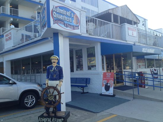 Admiral's Table Restaurant: Our Admiral