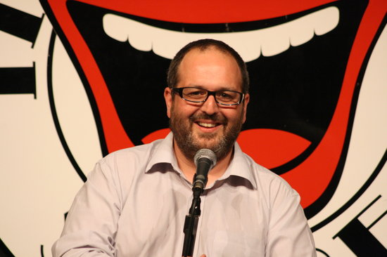 The Comedy Store: Justin Moorhouse