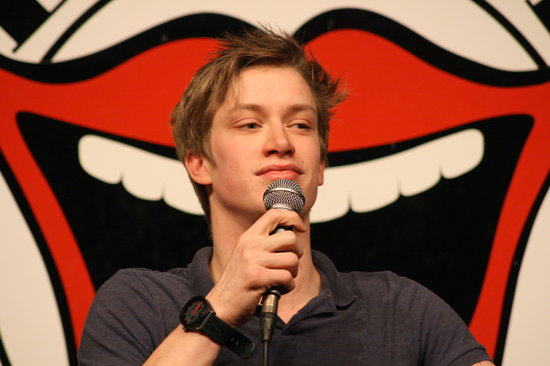 The Comedy Store: Daniel Sloss
