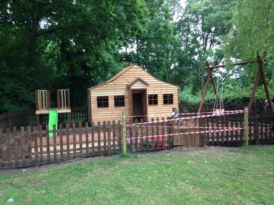 The Bluebell : Our new play area