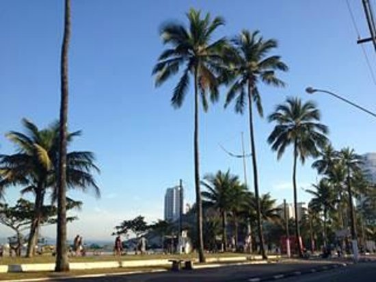 Hotel Ilhas da Grecia: Guarujá - Praia da Enseada