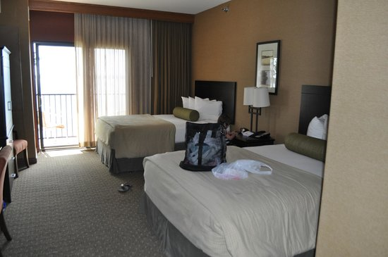 King's Pointe Waterpark Resort: Room #308