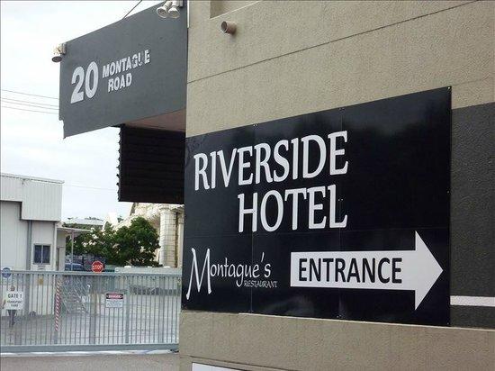Riverside Hotel South Bank: :)