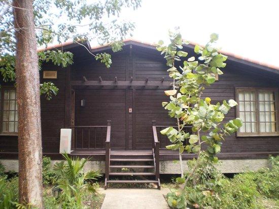 Hotel Villa Cabo San Antonio: cabana