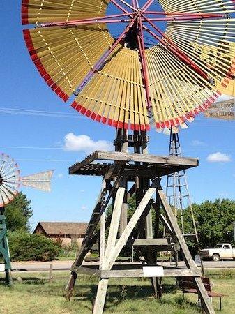 Shattuck Windmill Museum: Shattuck Windmill