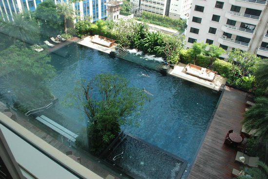 Grande Centre Point Hotel Ratchadamri : pool